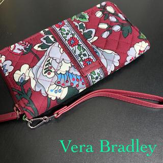 ヴェラブラッドリー(Vera Bradley)の新品 ヴェラブラッドリー アコーディオン 長財布 Bordeaux Blooms(財布)