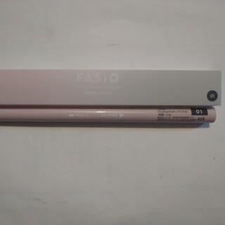 ファシオ(Fasio)のFasioペンシル&パウダーアイブロウ 01グレー(アイブロウペンシル)