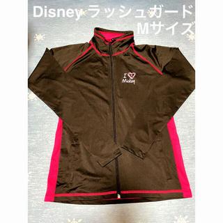 ディズニー(Disney)の美品 Disney ミニー ラッシュガード(水着)