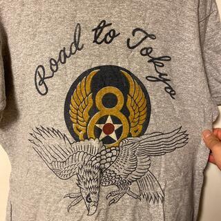 トウヨウエンタープライズ(東洋エンタープライズ)の東洋エンター スカシャツ タン(Tシャツ/カットソー(半袖/袖なし))