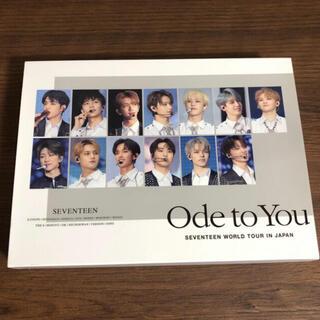 セブンティーン(SEVENTEEN)のSEVENTEEN  ODE TO YOU  DVD(韓国/アジア映画)