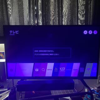 エルジーエレクトロニクス(LG Electronics)の4kテレビ LG 43UH6100 ジャンク (テレビ)