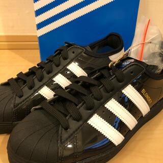 アディダス(adidas)のadidas ブロンディ スーパースター 新品未使用。(スニーカー)