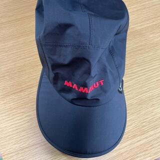 マムート(Mammut)のマムートmammutキャップgoretex(登山用品)