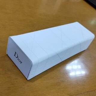 ディオール(Dior)のディオール純正メガネケース新品未使用(サングラス/メガネ)