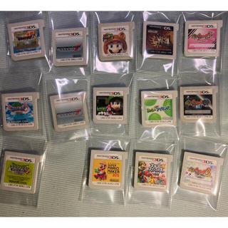 3dsソフトまとめ売り(一部バラ売り可能)(携帯用ゲームソフト)