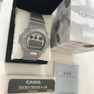 アベイシングエイプ(A BATHING APE)のCASIO G-SHOCK A BATHING APE DW6900 エイプ(腕時計(デジタル))