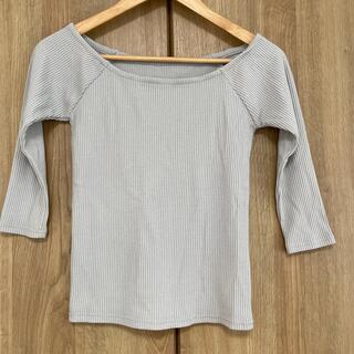 スライ(SLY)のトップス(Tシャツ(長袖/七分))
