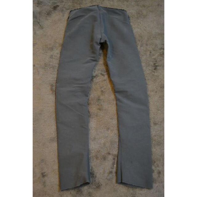 Carol Christian Poell(キャロルクリスチャンポエル)のma+ エムエークロス 13ssカーボンパンツ 44 アナトミカル メンズのパンツ(スラックス)の商品写真
