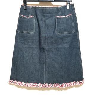 ルネ(René)のルネ ロングスカート サイズ36 S美品  -(ロングスカート)