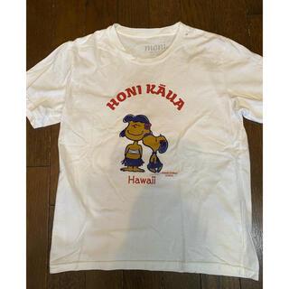 スヌーピー(SNOOPY)のSNOOPY ハワイ moni honolulu(Tシャツ/カットソー(半袖/袖なし))