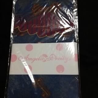 アンジェリックプリティー(Angelic Pretty)のchocolate タイツ 未使用(タイツ/ストッキング)