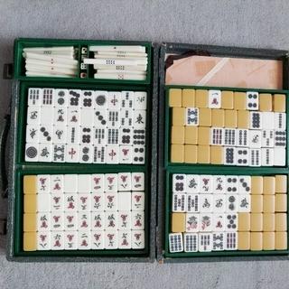 昭和の麻雀牌セット(麻雀)