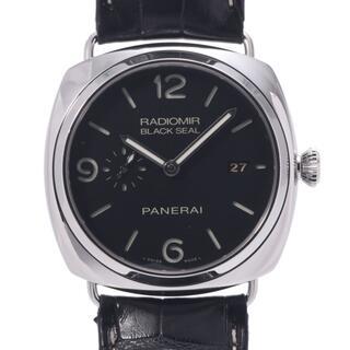 オフィチーネパネライ(OFFICINE PANERAI)のオフィチーネパネライ  ラジオミール ブラックシール 3デイズ 腕時計(腕時計(アナログ))