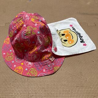 アンパンマン(アンパンマン)のアンパンマン帽子 女の子 46センチ(帽子)
