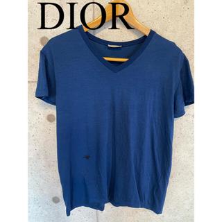 ディオール(Dior)のDIOR ディオール Tシャツ(Tシャツ/カットソー(半袖/袖なし))
