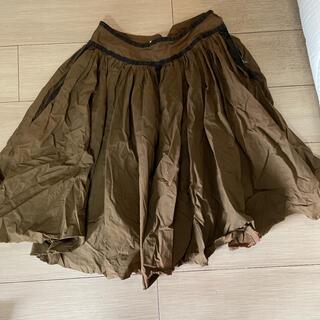 ドリスヴァンノッテン(DRIES VAN NOTEN)のドリスバンノッティン スカート(ひざ丈スカート)