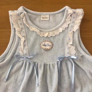 ベビーディオール(baby Dior)のbabyDior ロンパース(80)(ロンパース)