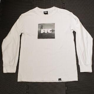 エフティーシー(FTC)のFTC ボックスロゴ 長袖Tシャツ(Tシャツ/カットソー(七分/長袖))