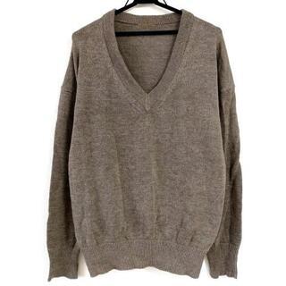 ドゥーズィエムクラス(DEUXIEME CLASSE)のドゥーズィエム 長袖セーター メンズ(ニット/セーター)