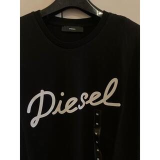 ディーゼル(DIESEL)の新品未使用!ディーゼル TシャツブラックM(Tシャツ(長袖/七分))