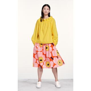 マリメッコ(marimekko)のmarimekko スカート(ひざ丈スカート)