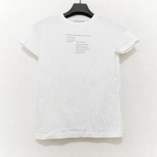 エンフォルド(ENFOLD)のエンフォルド 半袖Tシャツ サイズ38 M美品 (Tシャツ(半袖/袖なし))
