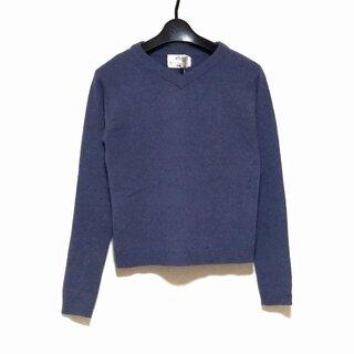 トッカ(TOCCA)のトッカ 長袖セーター サイズS S - Vネック(ニット/セーター)