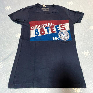 エイティーエイティーズ(88TEES)の未使用美品 88TEES レディース Tシャツ(Tシャツ(半袖/袖なし))