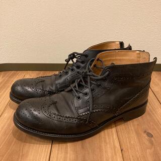 パドローネ(PADRONE)のパドローネ ウィングチップ サイズ40(ブーツ)