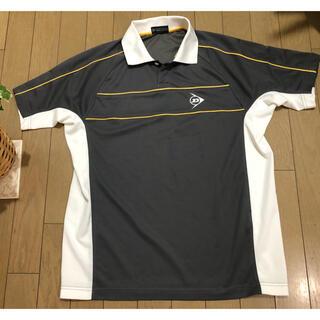 ダンロップ(DUNLOP)の半袖ウエア ポロシャツタイプ ダンロップ (ウェア)