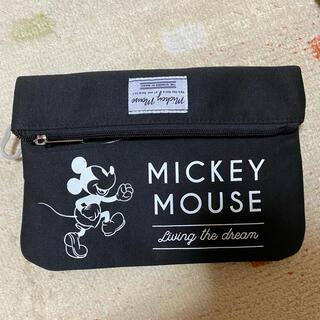 ミッキーマウス(ミッキーマウス)のミッキークラッチポーチ(ポーチ)