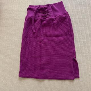 チャオパニックティピー(CIAOPANIC TYPY)のチャオパニック 紫スカート!(スカート)