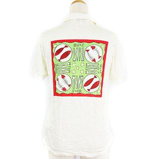 クリスチャンディオール(Christian Dior)のクリスチャンディオール SPORTS ヴィンテージ ポロシャツ 半袖 プリント(ポロシャツ)