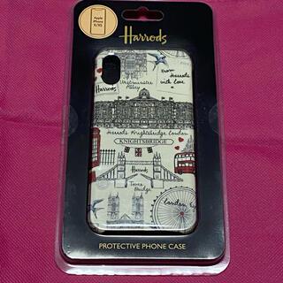Harrods iPhone X/XS Case ケース ロンドン ハロッズ