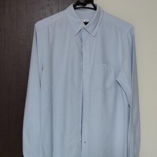 JUNMEN - ジュンメン 水色ボタンダウンシャツ