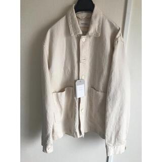 マーカウェア(MARKAWEAR)のHemp Organic Cotton Drill Work Jacket(カバーオール)