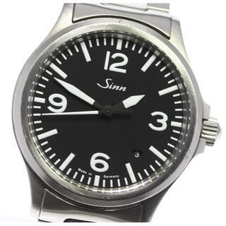 シン(SINN)の★箱付き ジン   556 自動巻き メンズ 【中古】(腕時計(アナログ))