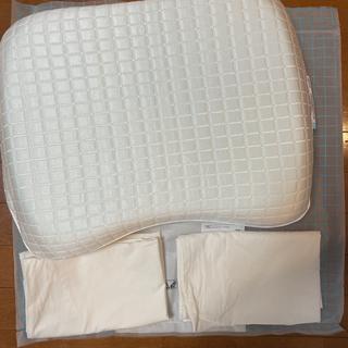 イケア(IKEA)のイケア 枕 クルップスボッレ カバー2枚付き(枕)