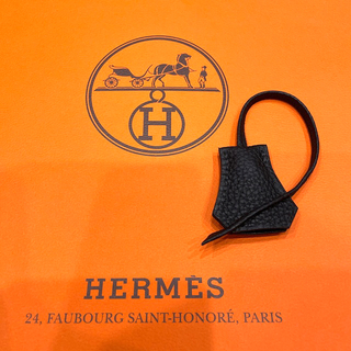 Hermes - エルメス クロシェット バーキン ケリー トゴ ブラック 黒 ノワール 新品