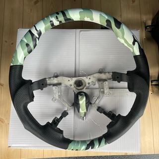 ハイエース 200系 ステアリング シフトノブ 4型 5型 6型(車内アクセサリ)