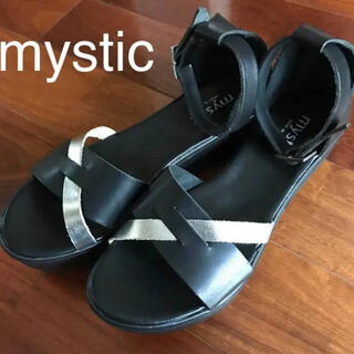 ミスティック(mystic)のmystic made in ITALY サンダル(サンダル)