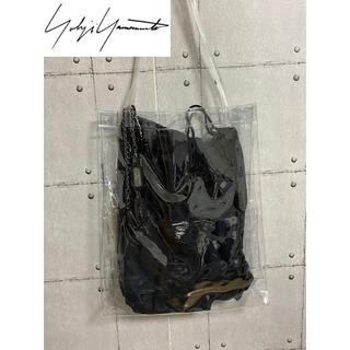 Yohji Yamamoto - 【レア!!】Yohji Yamamoto クリアトートバッグ ヨウジヤマモト