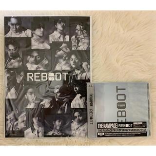 ザランページ(THE RAMPAGE)のREBOOT・ビジュアルシートセット(ポップス/ロック(邦楽))