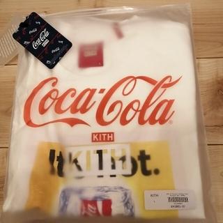 キース(KEITH)のKith x Coca-Cola Stay Cool Vintage TEE(Tシャツ/カットソー(半袖/袖なし))