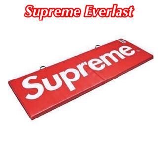 シュプリーム(Supreme)のSupreme Everlast Folding Exercise Mat(トレーニング用品)