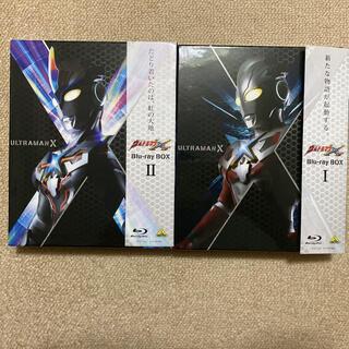 バンダイ(BANDAI)のウルトラマンX Blu-ray全巻セット(特撮)