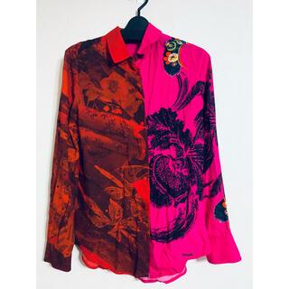 デシグアル(DESIGUAL)の新品Desigual shirt(シャツ/ブラウス(長袖/七分))