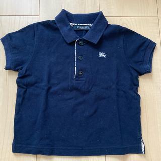 バーバリー(BURBERRY)のバーバリー ポロシャツ 80(Tシャツ)