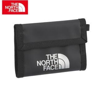 ザノースフェイス(THE NORTH FACE)の新品 ノースフェイス コインケース BC ワレットミニ N ブラックM81821(コインケース/小銭入れ)